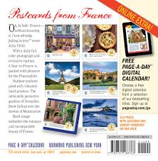 Patios Little River Sc Entertainment Calendar by A Year In France Page A Day Calendar 2017 Workman Publishing