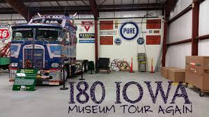 I-80 Iowa Truck Museum 03-05-16 - YouTube Flying J Travel Plaza Truck Stop I80 Evanston Wyoming Image Tiger Joe Michiels Pilot Truck Stop Youtube Crossrv Jerry Belindas Rv Adventures Page 3 Joplin 44 Truckstop Eyrne 156 Iaexit 280 Abandoned 2146 Iowa 80 Loves Stops Country Stores Wikipedia Update Man Shot To Death At In County Front Porch Expressions