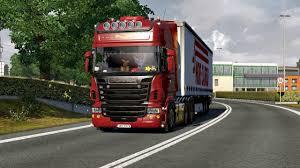 Euro Truck Simulator 2 Versi 1.16 | Nyamuk Ngantuk.Com