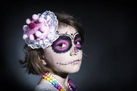 Easy Sugar Skull Day Of by 5 Day Of The Dead Decorations Macayo U0027s Mexican Restaurants