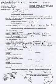 bureau des associations changement de bureau association association loi 1901 bureau