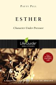 Esther Character Under Pressure Lifeguide Bible Studies Patty Pell 9780830830398 Amazon Books