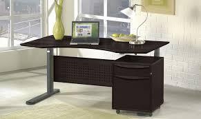 Jesper Prestige Sit Stand Desk by Motorized Sit Stand Desk Shop Conset 501 29 Laminate Electric