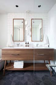 Contemporary Vanity Chairs For Bathroom by 37 Amazing Mid Century Modern Bathrooms To Soak Your Senses Mid