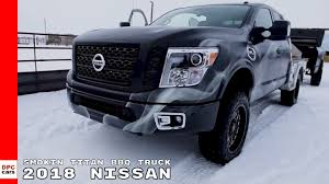 2018 Nissan Smokin Titan BBQ Truck - YouTube 2016 Nissan Titan Xd Review Nissans Smokin Titan Has A Custom Builtin Smoker Fully Truck Bodies Auto Crane A Buyers Guide To The 2012 Yourmechanic Advice 2018 Cortland Lift Kit Adds 3 Inches Retains Warranty Roadshow 2017 Toyota Tundra Vs Caforsalecom Blog The New In Lebanon Nh Team North Road Tested Pro4x Outside Online Nissans Truck Guru Talks About Titans Name 4 Reasons Your Family Will Love Specs And Information Planet