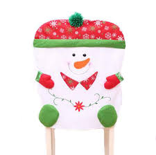 100 Amazon Red Chair Covers Christmas Cover Snowman Style Christmas Sets Decor Tie
