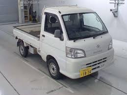 Used Daihatsu Hijet Truck 2010 Nov White For Sale | Vehicle No ZA-64770