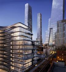 Culture Shed Hudson Yards by Instrumental City The View From Hudson Yards