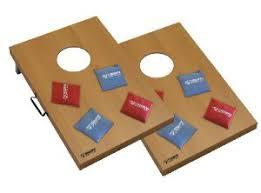 Bean Bag Toss Board From Amazon