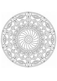 Printable Coloring Pages Adults