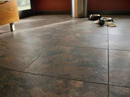 Tiling A Bathroom Floor Over Linoleum by Not Your Father U0027s Vinyl Floor Hgtv