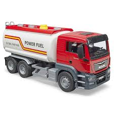 Buy Bruder 1:16 MAN TGS Tank Truck Truck Online At Toy Universe ...