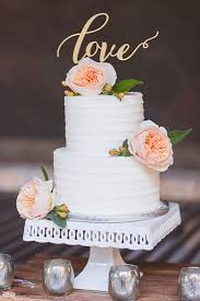 30 Small Wedding Cakes With Big Impact