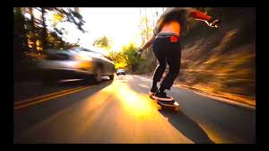 Extremely Fast Downhill Longboarding By Bear Trucks! - YouTube