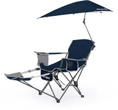 SKLZ Sport-Brella Recliner Folding Chair W/ Umbrella & Footrest ... 12 Best Camping Chairs 2019 The Folding Travel Leisure For Digital Trends Cheap Bpack Beach Chair Find Springer 45 Off The Lweight Pnic Time Portable Sports St Tropez Stripe Sale Timber Ridge Smooth Glide Padded And Of Switchback Striped Pink On Hautelook Baseball Chairs Top 10 Camping For Bad Back Chairman Bestchoiceproducts Choice Products 6seat