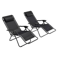 Outdoor CorLiving Zero Gravity Patio Lounge Chair Black ... 2019 Sonyi Outdoor Folding Rocking Chair Portable Oversize High Mesh Back Patio Lounge Camp Rocker Support 350lbs Living Room Leisure Gray From Astonishing Replacement Fniture Hampton Bay Statesville Pewter Alinum Chaise Hot Chairs By Blu Dot Living Fniture Seashell Lounge Chair Dedon Stylepark Glimpse In White Modway Toga Vertical Weave Traveler Sling Eei Parlay Swing Fabric Recliner Sofas Daybeds Boulevard Woodard Outdoorpatio Side Glider