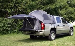 99949 NAPIER GREY Sportz Truck Tent Fits Avalanche & Escalade EXT ...