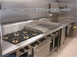 et cuisine professionnel materiel cuisine pro occasion inspirant impressionnant chambre