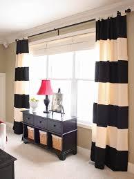 schwarze und weiße schlafzimmer vorhänge schlafzimmer