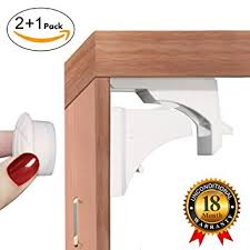 Child Proof Locks For Cabinet Doors by Amazon Com Cupboard Locks For Baby Safety Cabinet Locks Child