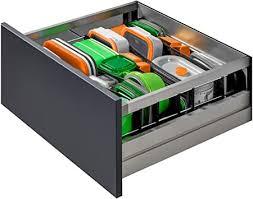 spaceflexx der innovativste schubladen organizer aller zeiten i das breitenverstellbare ordnungssystem für schubladen i größe li made in