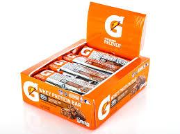 GatoradeR Whey Protein Bars