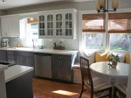 Tile Backsplash Ideas With White Cabinets by White Kitchen Tile Backsplash Ideas The Backsplash With White