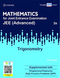 Mathematics For Joint Entrance Examination JEE Advanced ...
