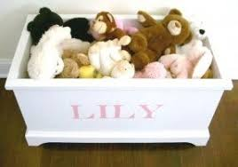 open toy box foter