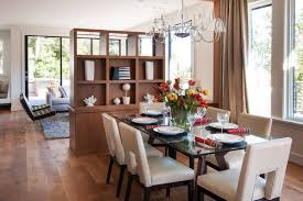 Partitions Design Pictures With Teak Wood Cabinetry Unit And Open Shelves Racks Have A Hidden Place Wall Ikea Interior