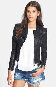best womens faux leather jacket photos 2017 u2013 blue maize