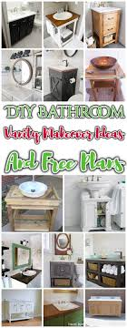 DIY Bathroom Vanity Makeover Ideas And Free Plans - Craft Ideas Bathroom Vanity Makeover A Simple Affordable Update Indoor Diy Best Pating Cabinets On Interior Design Ideas With How To Small Remodel On A Budget Fiberglass Shower Lovable Diy Architectural 45 Lovely Choosing The Right For Complete Singh 7 Makeovers Home Sweet Home Outstanding Light Cover San Menards Black Real Bar And Bistro Sink Pictures Competion Pics Bathrooms Spaces Decor Online Serfcityus