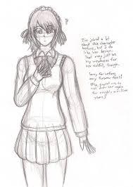 Kurumu Kurono Pencil Sketch Thing By GlassMan RV