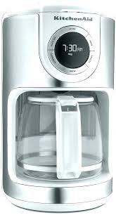 Kitchenaid Coffee Maker Filters Kitchen Aide Filter Pot