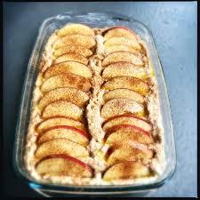 der gesündeste und beste apfel zimt kuchen der welt