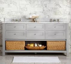 Pottery Barn Bathroom Cabinet - Childcarepartnerships.org Pottery Barn Bathroom Vanity Realieorg Sinks Teresting Ikea Double Sink Vanity Ikeadoublesink Bathrooms Design Master Bath Remodel Restoration Hdware With Important Images As Inspiration Console Sink With Shelf 2017 Unfinished Interior 11 Terrific Vanities For Inspiration Rustic Wooden Fniture Large Beige Potterybarn Luxury 17 Best Ideas About Grey Lovely