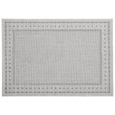 teppich mit struktur 120x170 grau