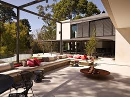 Exciting Modern Patio Furniture Became Rustic Decoration Inside Outdoor Find