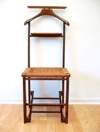 Mens Valet Dressing Chair by Vintage Valet Dressing Chair Madmen Style Home Sweet Hopeful