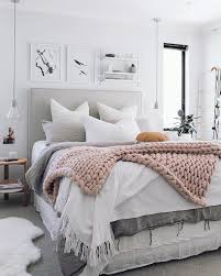 Bed Linen glamorous gray and white bedding sets Solid Grey