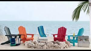 Adirondack Chair Kit Polywood by Premium Poly Patios Polywood Adirondack Chair Kits Youtube