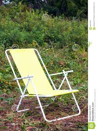 Chaise Lounge For Relaxing Stock Photo. Image Of Pipe - 98461064