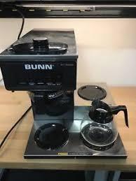 Image Is Loading BUNN 3 BURNER COMMERCIAL COFFEE MAKER