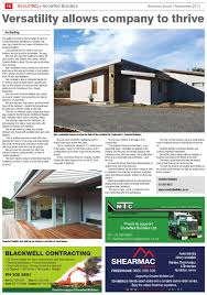 100 Mcleod Homes Business South Novemeber Issue By Waterford Press Limited