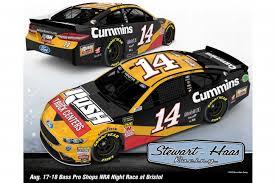 Cummins Joins Stewart-Haas Racing