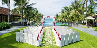 Get A White Chair Cover For Your #outdoor Wedding In A ...