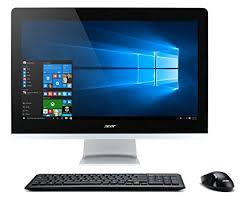pc bureau acer i5 amazon com acer aspire aio desktop 23 8 hd touch intel