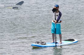 Sup Board Deck Bag paddle north sup dry deck bag review inflatable boarder