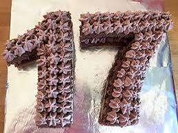 zahlentorte numbers cake