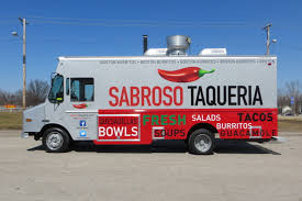 100 Mexican Food Truck Sabroso Tequeria Built By APEX Specialty Vehicles